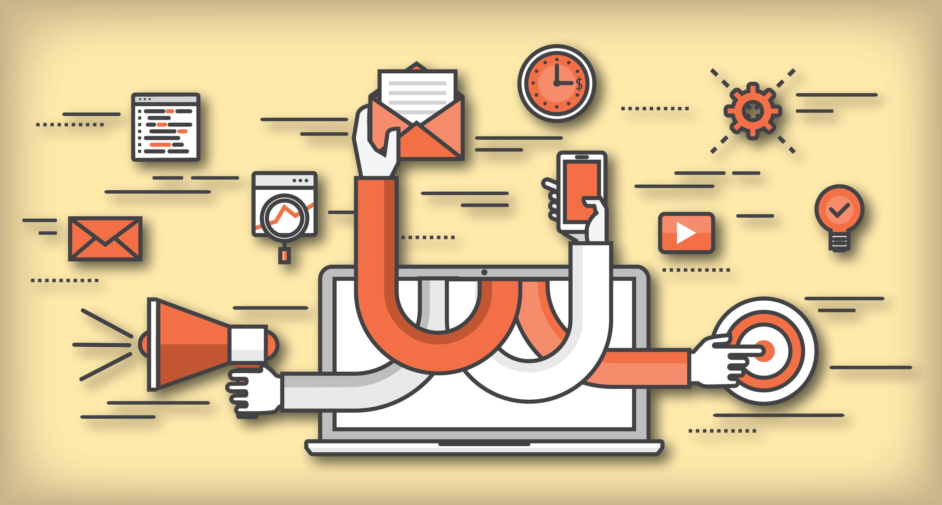 Imagewerks Marketing Social Media Advertising LinkedIn