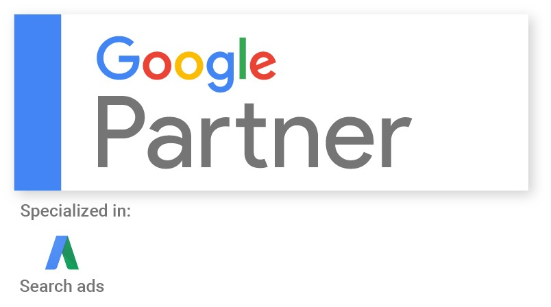 Google Partner Certification Badge Imagewerks