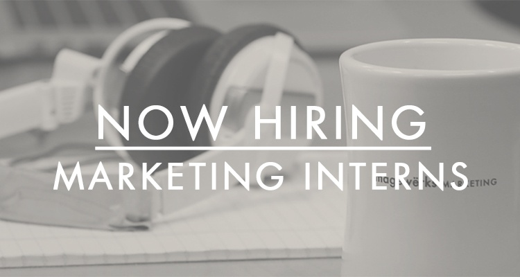 Imagewerks Now Hiring Marketing Interns