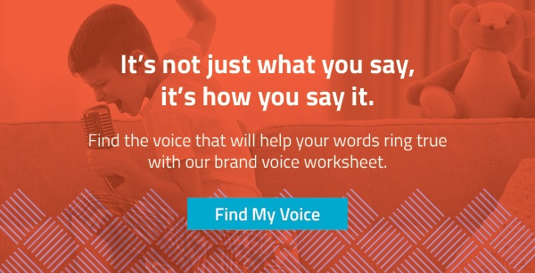 Imagewerks Marketing Brand Voice Worksheet