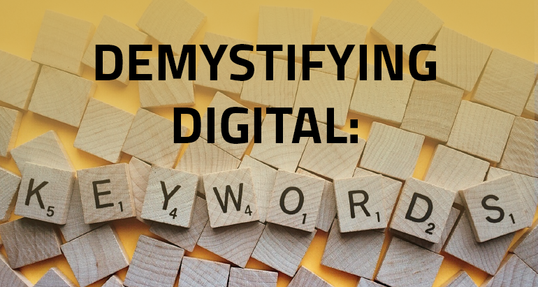 Demystifying Digital_Keywords
