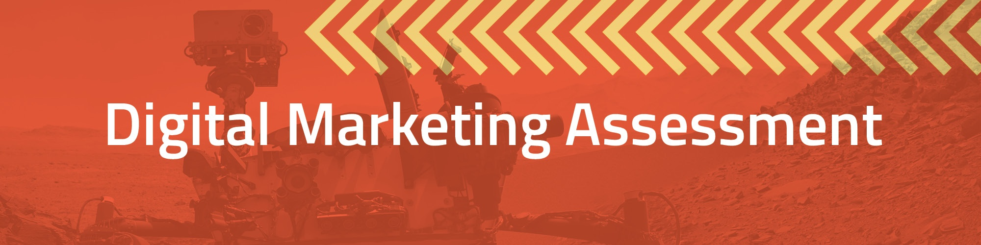 Imagewerks Marketing Digital Marketing Assessment