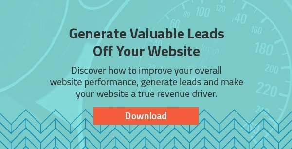 Download website lead generation e-book